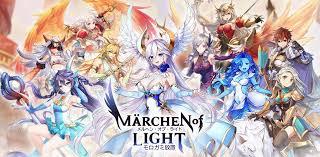 【メルヘン・オブ・ライト】人気声優達が…サクッと放置系育成RPG!
